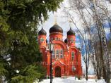Лукино Крестовоздвиженский монастырь