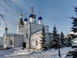 Сидоровское зимой