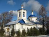 Малахово Димитрия Солунского церковь