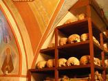 Костница в монастыре