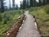 дорога к висячему камню