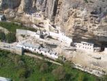 Бахчисарайский Свято-Георгиевский монастырь