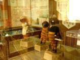 В музее пчеловодства