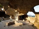 Эски-Кермен пещерные храмы