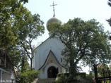 Нижняя Массадра церковь свт. Николая
