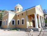 Балаклава церковь 12-ти апостолов