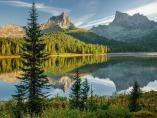 Ергаки озеро Светлое