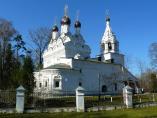 Комягино Сергиевская церковь