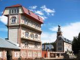 Раскольничий монастырь