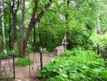 Борисов-Мусатов - надгробие