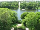 Парк в Богородицке