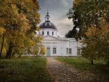 Казанская церковь в Богородицкой усадьбе