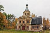 Усадебная церковь в Муромцево