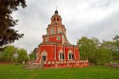 Уборы-Спасская церковь