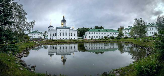 Елеазаровский монастырь