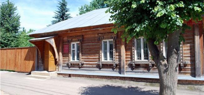 дом-музей Цветаевой