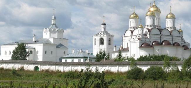 Дорогобуж: Герасимо-Болдинский монастырь