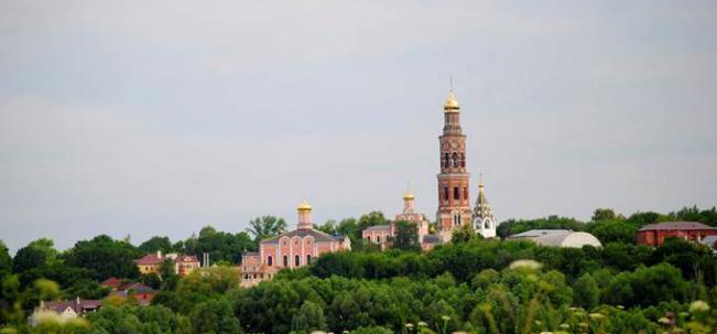 Пощупово монастырь