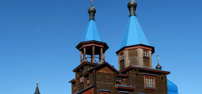 Крутово - церковь во имя Жен Мироносиц
