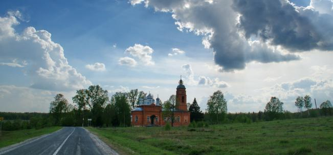 село Троица