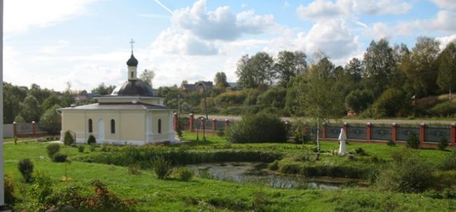 Талицы церковь Новомучеников и исповедников