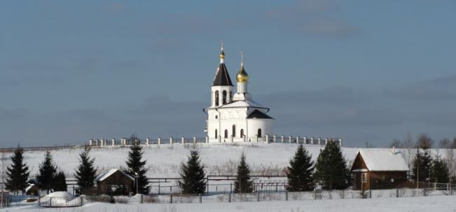 Конюхово Алексия Зосимовского