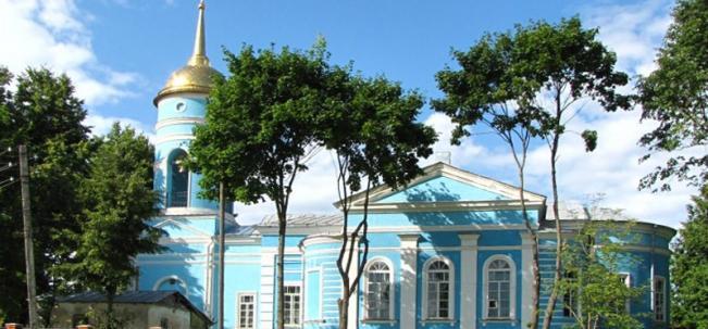 Медынь - Покровская церковь