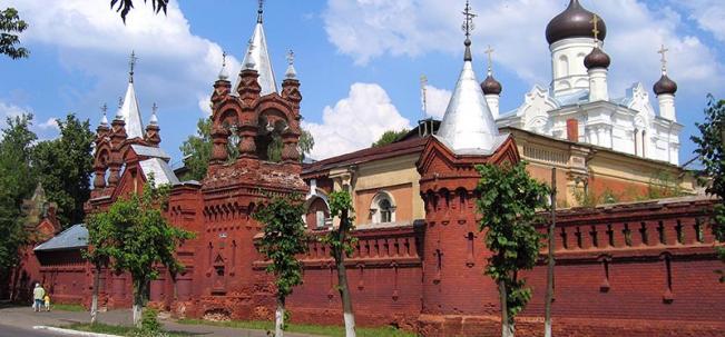 Троицкий Мариинский монастырь