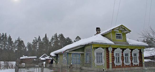 Снегирево