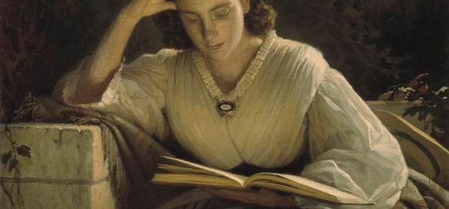 портрет жены Крамского