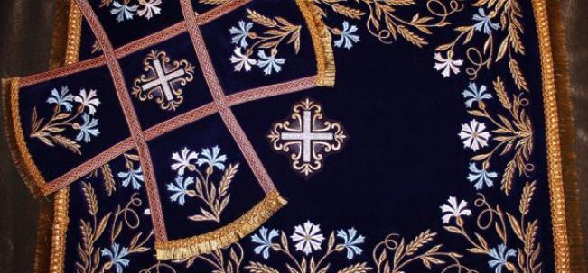 мстёрская вышивка