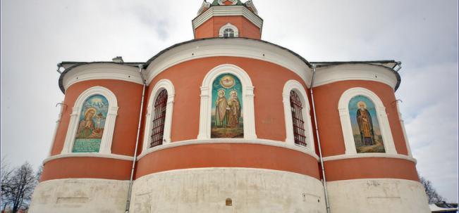 Можайск церковь Иоакима и Анна