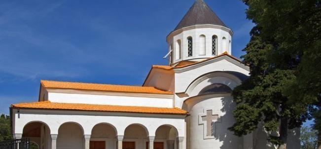 Покровская церковь в Ореанде