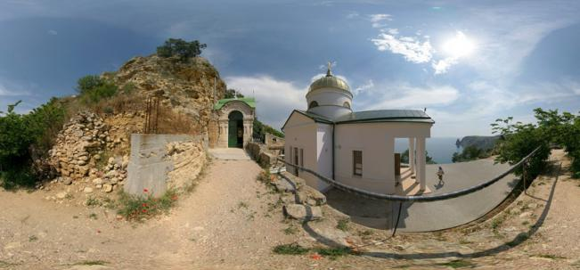 Фиолент Свято-Георгиевский монастырь
