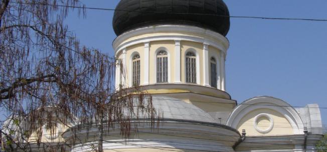 Симферополь собор Петра и Павла