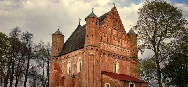 Сынковичи церковь Архангела Михаила