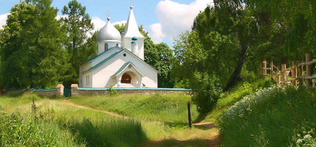Бёхово церковь