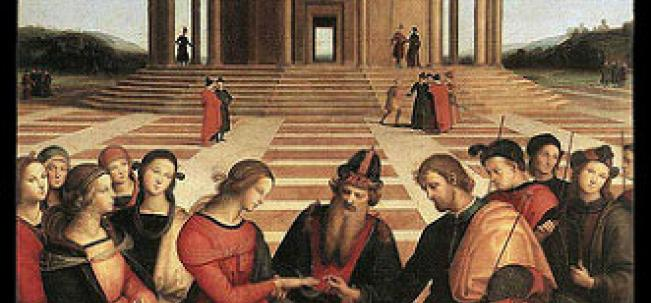 Обручение Девы Марии