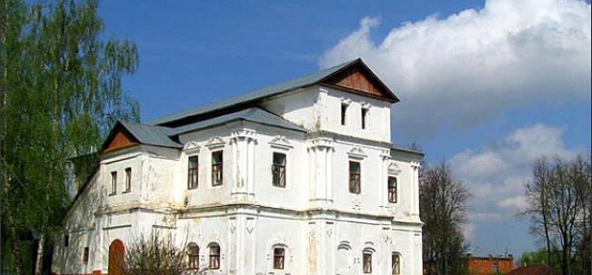Венёв - здание музея