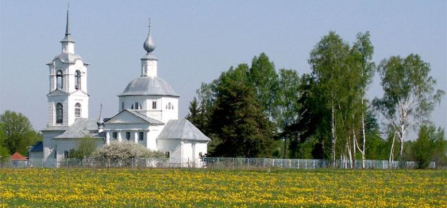 Венёв - церковь