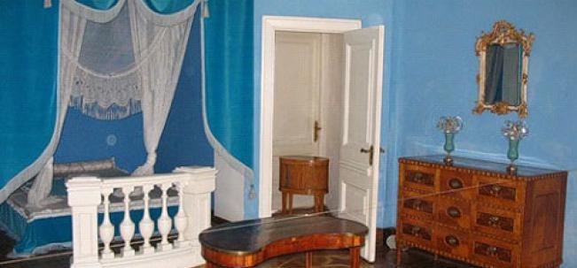 Интерьеры дворца Бобринского в Богородицке