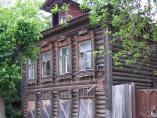 Дом, где родился Тихонов