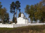 Балакирево Рождественская церковь
