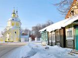 Руза Покровская церковь
