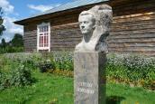 Памятник Сергею Лемешеву в Князево