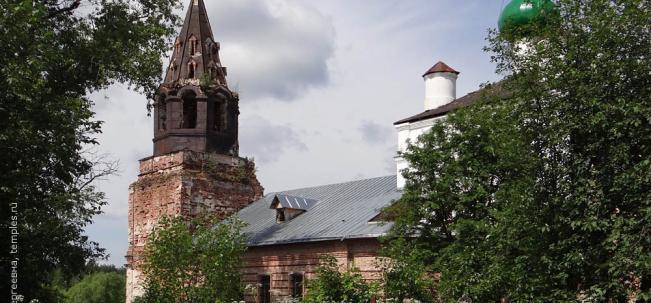 Погребищи Троицкая церковь