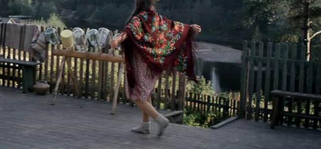 """фильм """"Любовь и голуби"""""""