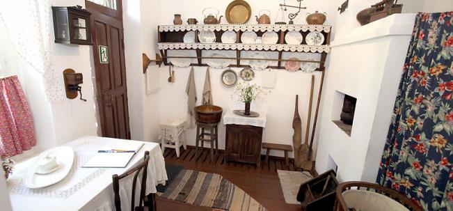 в музее Шагала
