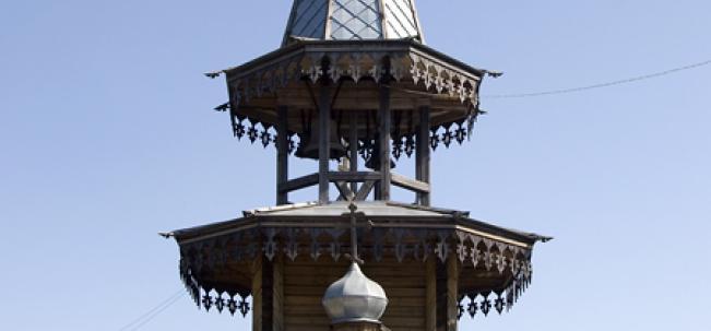 Артёмово церковь