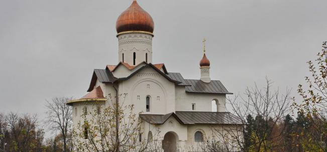 Зеленоградский храм Сергия Радонежского